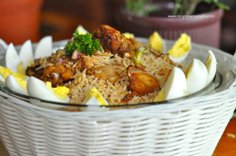 Kabsa Arabian Rice The Delicious Fragrance From The Saudi Arabian Kitchen