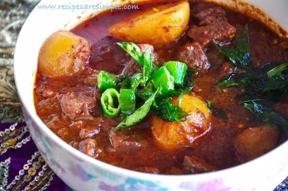 South Indian Beef Curry Recipes R Simple